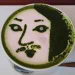 よーじやカフェ - ちょっとアレンジ・・・(笑)