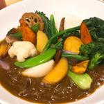 59921942 - 野菜カレー1150円