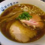 中華そば 飯村製作所 - 料理写真:中華そば 醤油 ¥750
