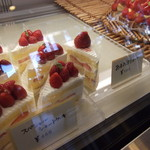 パティスリー リンク - 料理写真:イチゴがいっぱい