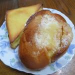 手作りのパン フランダース - 料理写真:パン