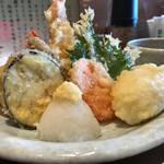 天ぷら 兎波 - 天ぷら御膳