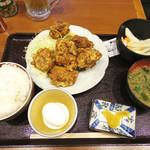 59925853 - 【ランチ】 唐揚げ定食