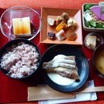 ナラマチ ホステル&レストラン - Fish of the day 〜 お魚料理 〜 1,600円