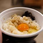 こだわり卵専門店 たまごや - 玉子かけご飯 350円