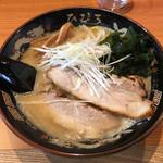 北海道らぁ麺 ひむろ - 「札幌味噌らぁ麺」780円