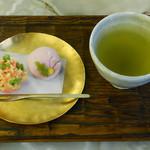 銀座 風月堂 - 和菓子セット 煎茶
