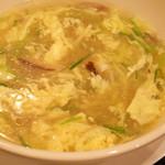 王福 - 2016年12月 玉子スープ