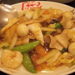 王福 - 2016年12月 八宝菜
