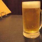 王福 - 2016年12月 生ビール
