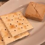肉びすとろ 熟 - カマンベールチーズの醤油漬け