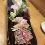 59929754 - 太刀魚・黒ムツ・おしつけハーフ