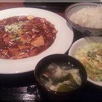 5993268 - 四川麻婆豆腐定食(2010/12/6)