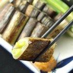 葱や平吉 - 料理写真:葱の黒焼き(深谷葱)