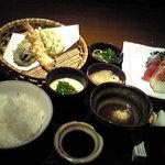 5993851 - 天ぷら&刺身