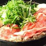 葱や平吉 - ◆すきやきコース3500円