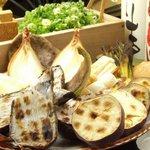 葱や平吉 - 料理写真:名物!黒焼