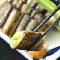 葱や平吉 - 葱の黒焼き(深谷葱)