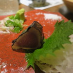 warayakiya - カツオの塩たたき