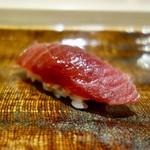 59931090 - [2016/12]寿司② 戸井産まぐろ赤身の握り
