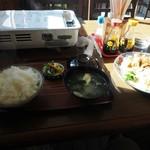かねこ - トンカツ定食