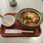 埜庵 - 2017年味噌煮込みうどん