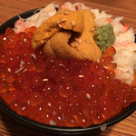 59933345 - 海鮮三色丼