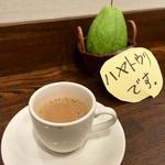 ケララの風II - 2016/12/11-大好きなホットチャイ