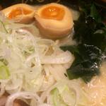 北海道らーめん ひむろ - 札幌味噌ラーメン780円