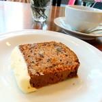 マーガレットハウエルショップアンドカフェ - キャロットケーキ♡