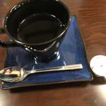 おいしい、ちよ鶴 - ホットコーヒー