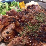 59941654 - 道産牛のサーロインステーキ丼