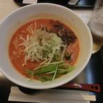 トーキョーエアポートレストラン - 坦々麺