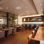 NEW YORKER'S Cafe - 喫煙席