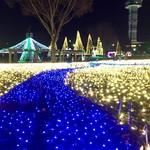松屋 - 木曽三川公園のイルミネーション