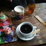 カップス コーヒー&カップケーキ -