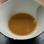 59945342 - 2016.11 ずわい蟹のスープ
