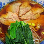 桃仙 - チャーシュー麺