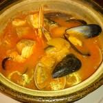 Shrimp Dining EBIZO kashiwa - アクアパッツア。