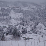 農家民宿 山古志百姓や三太夫 - 金倉山展望台手前で撮影