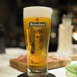 LOTUS - 生ビールはハイネケン¥500                          2016.12再レビュー