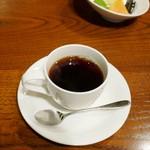 ステーキ・鉄板料理和かな - コーヒー