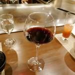 ステーキ・鉄板料理和かな - グラスワイン重め