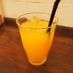 クアドリフォーリオ - オレンジジュース