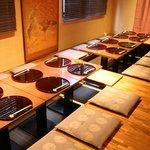 東荘 - 堀ゴタツの座敷 個室使いもできます