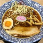 二代目晴レル屋 - 清湯の醤油ラーメン