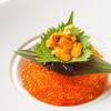 美食 米門 - 料理写真:雲丹いくら