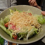 八剣伝 - 料理写真:サラダ