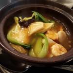 59953776 - 海鮮と野菜のアツアツ土鍋ご飯