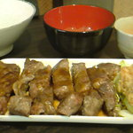 タマクシ - 250gのステーキはキツカッタ・・・・。